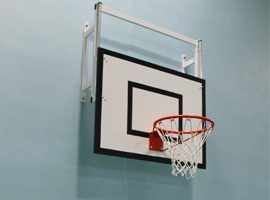 Height Adjustable Basketball Goals