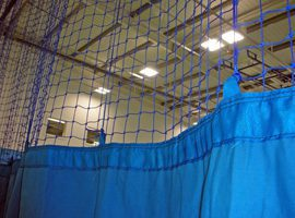 Replacement Sports Hall Divider Curtains