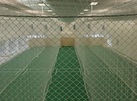 Tension Cage Cricket Netting