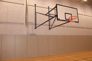 University sports hall installers