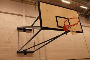 Basketball installers