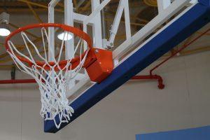 Sports Hall Basketball Goals
