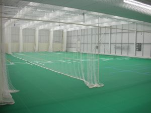 sports hall cricket bays for sale