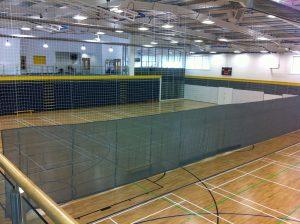 Academy hall netting
