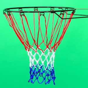 Basketball and netball nets