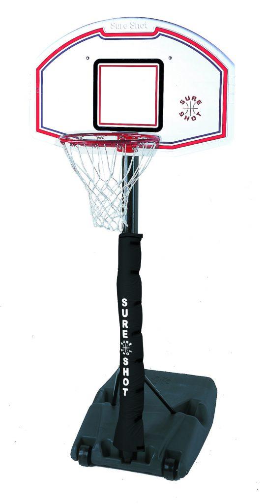 510-NP U Just portable basketball unit