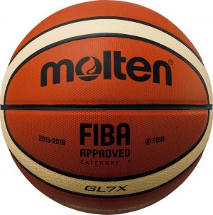 BGLX LEATHER BASKETBALL