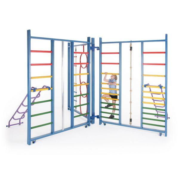 Climbing frame/Kaleidoscope Frame/gymnastic equipment