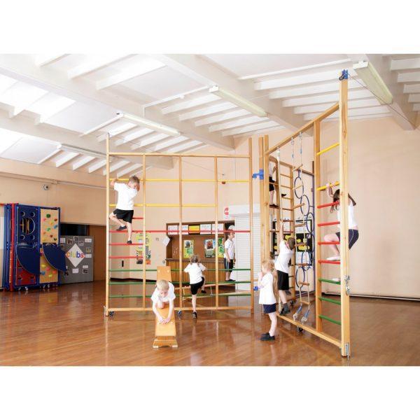 Spectrum Climbing Frames / Climbing frames / Gymnastic equipment /