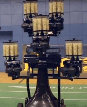 Badminton Sports Machine