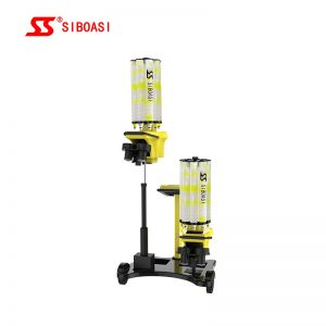 S8025 Double head badminton training machine