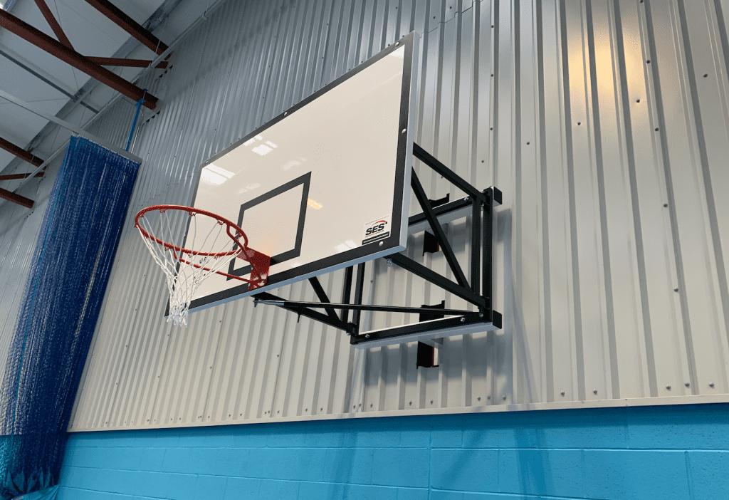 Sports centre renovations